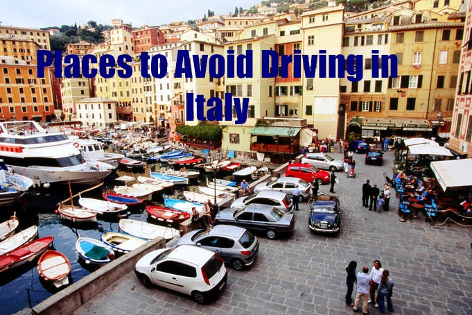 Places to Avoid Driving