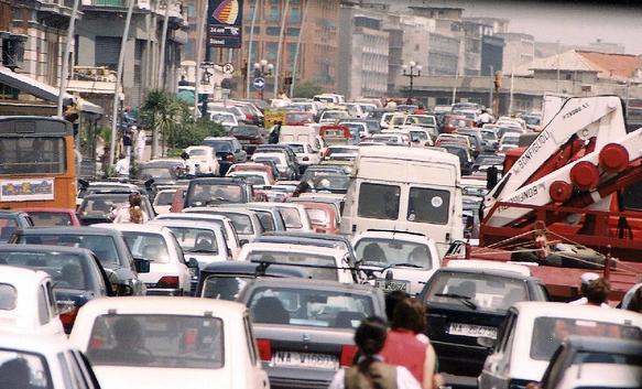 Avoiding driving in Naples