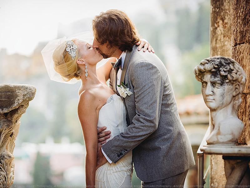 Happy Couple Ravello