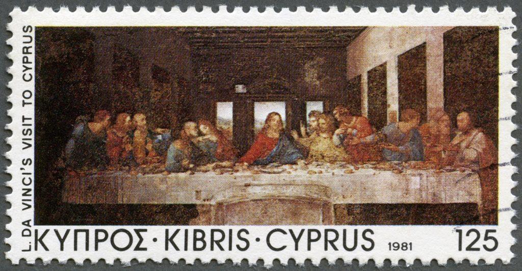 Milan Last Supper - Stamp