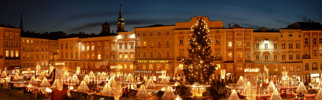 Christmas Market Rome