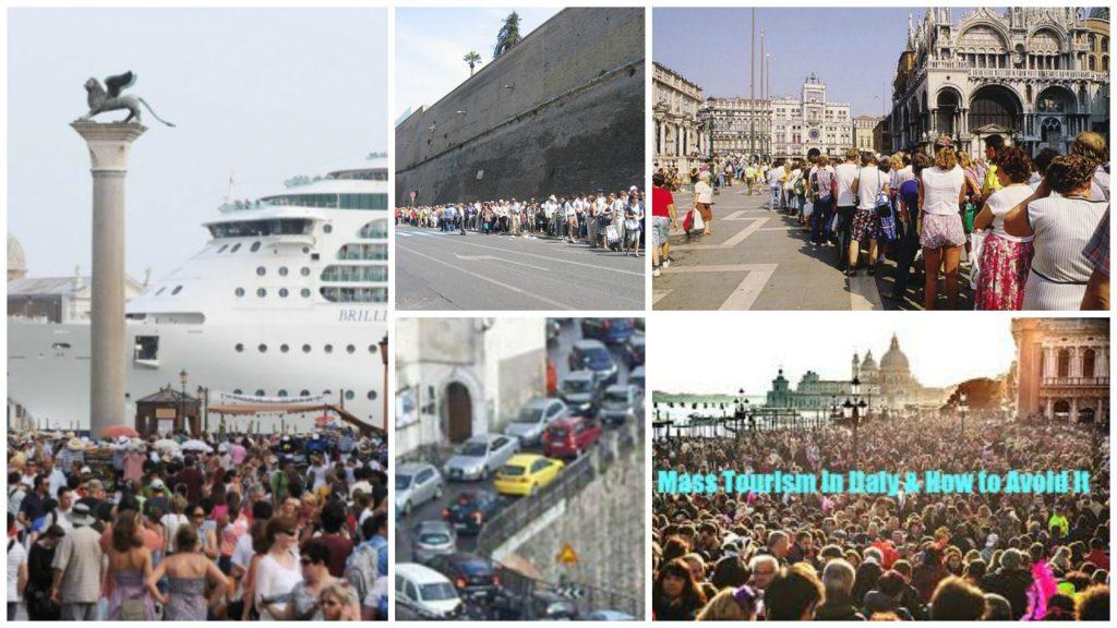 Mass Tourism Banner