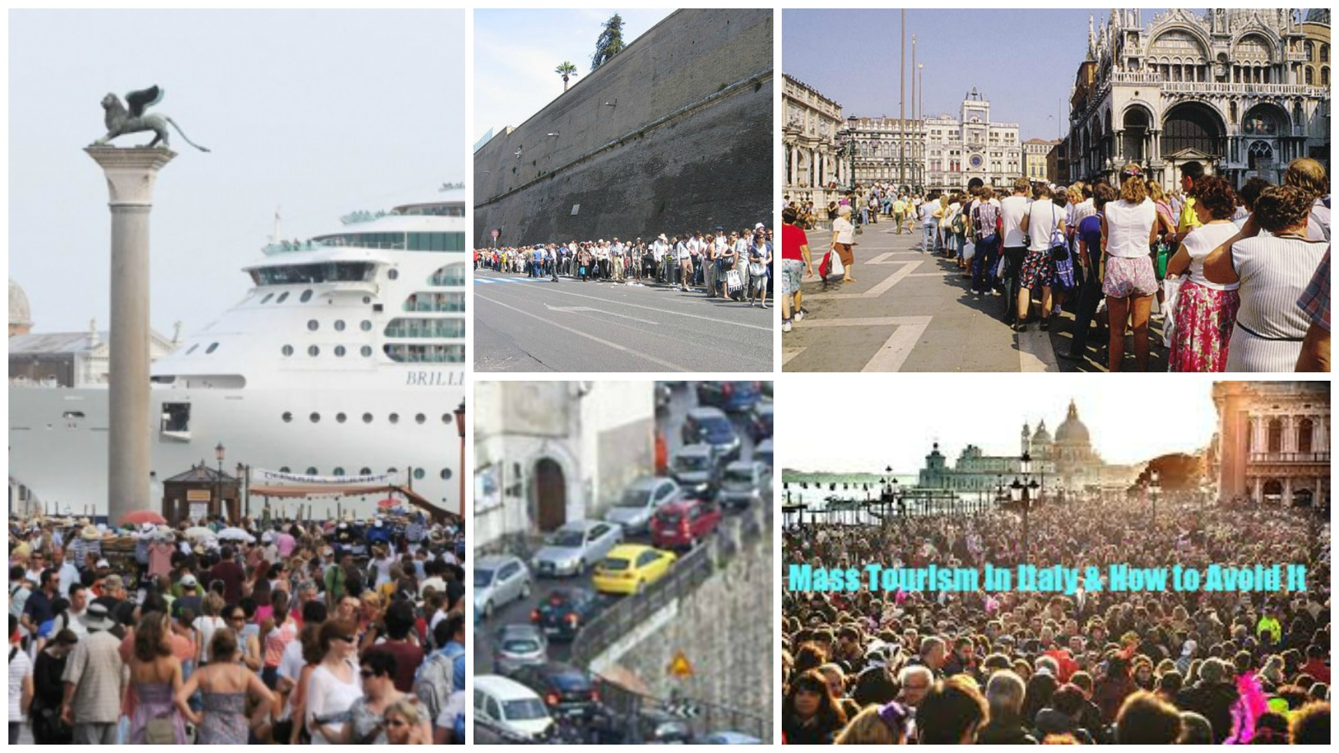 Italy's Biggest Tourist Traps & How to Avoid Them