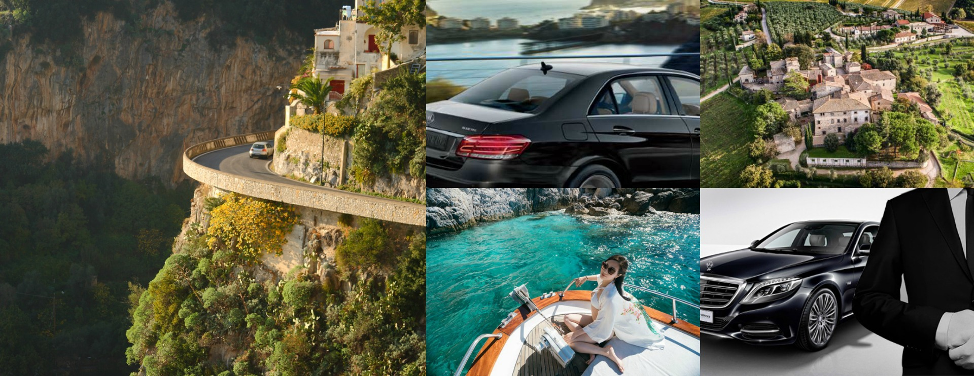 Private Drivers & Transportation for You and Your Tribe Here in Italy