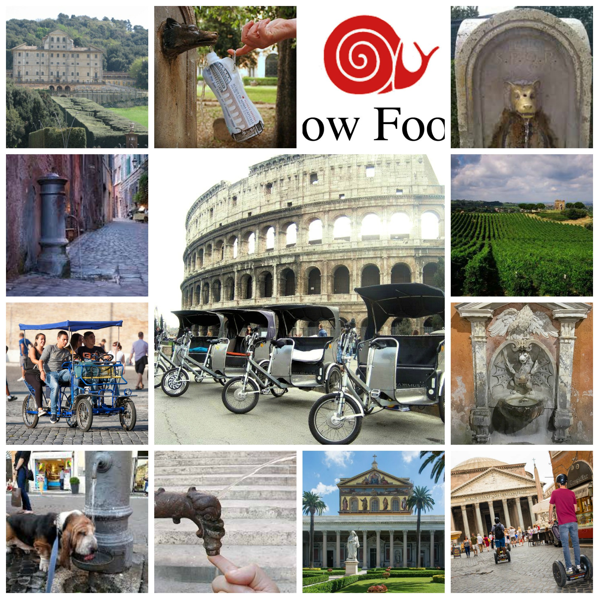 Supporting Sustainable Tourism in Rome