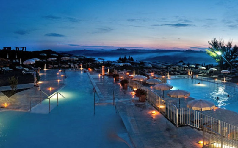 The 10 Best Spa Towns in Italy: Part I of II