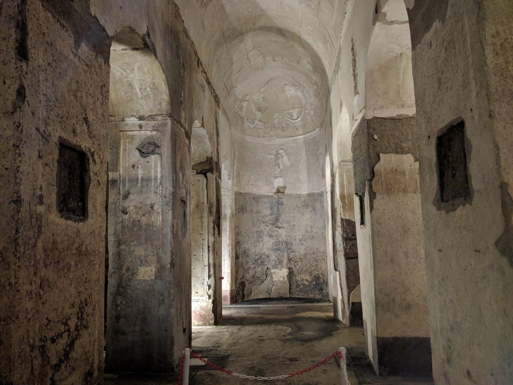 Underground Rome: the mysterious basilica at Porta Maggiore