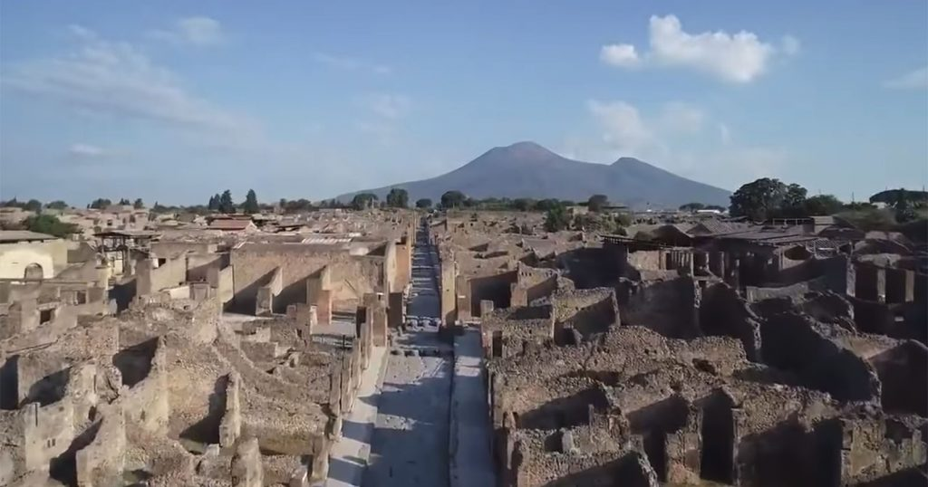 Top Tours: The ruins of Pompeii