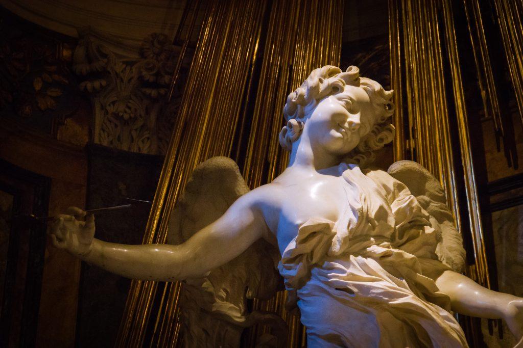 The Ecstasy of St. Teresa in Santa Maria della Vittoria