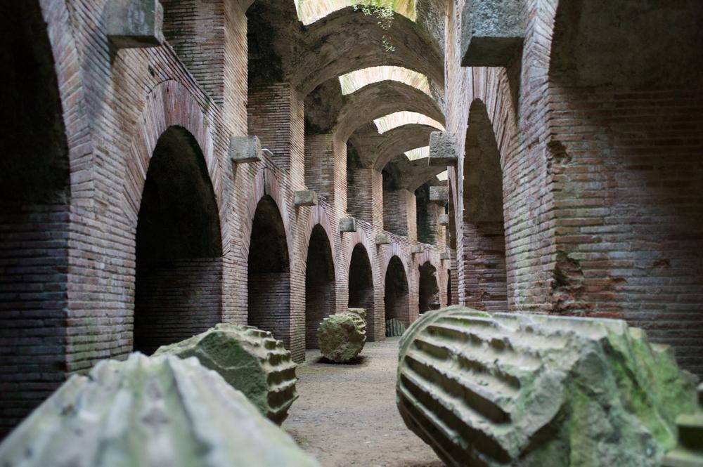 Pozzuoli Amphitheater