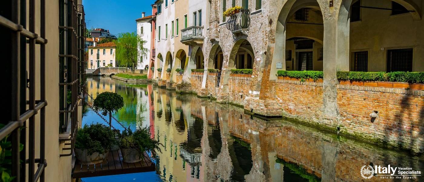Experience Treviso, Italy with the Italy Vacation Specialists