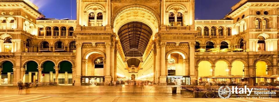 Galleria - Milan - Italy