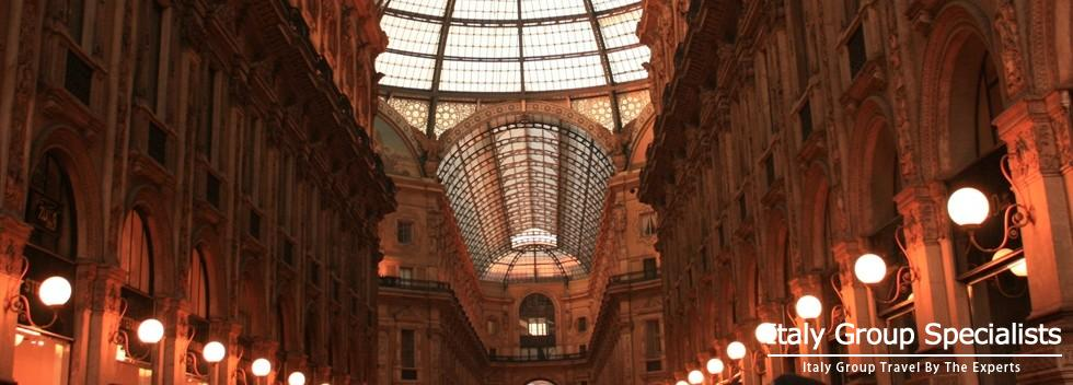 Incredible Architecture and Sophistication in Italy's Fashion Capital