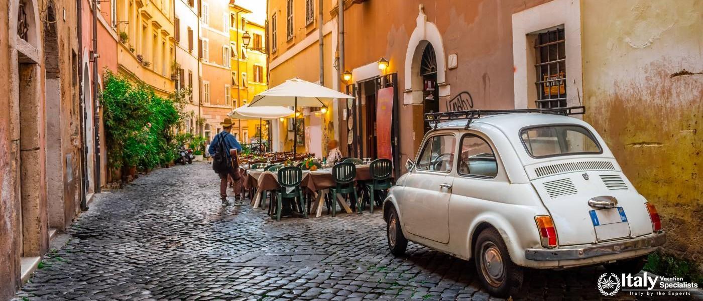 Beautiful Trastevere Rome