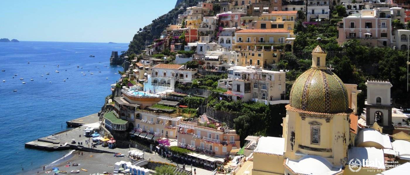 Positano, Italy - Villas & Private Tours