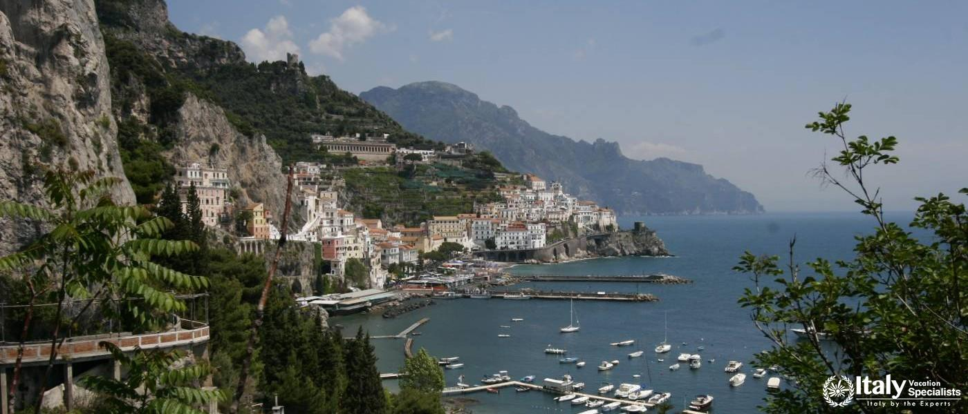 Amalfi Town - Amalfi Coast Italy