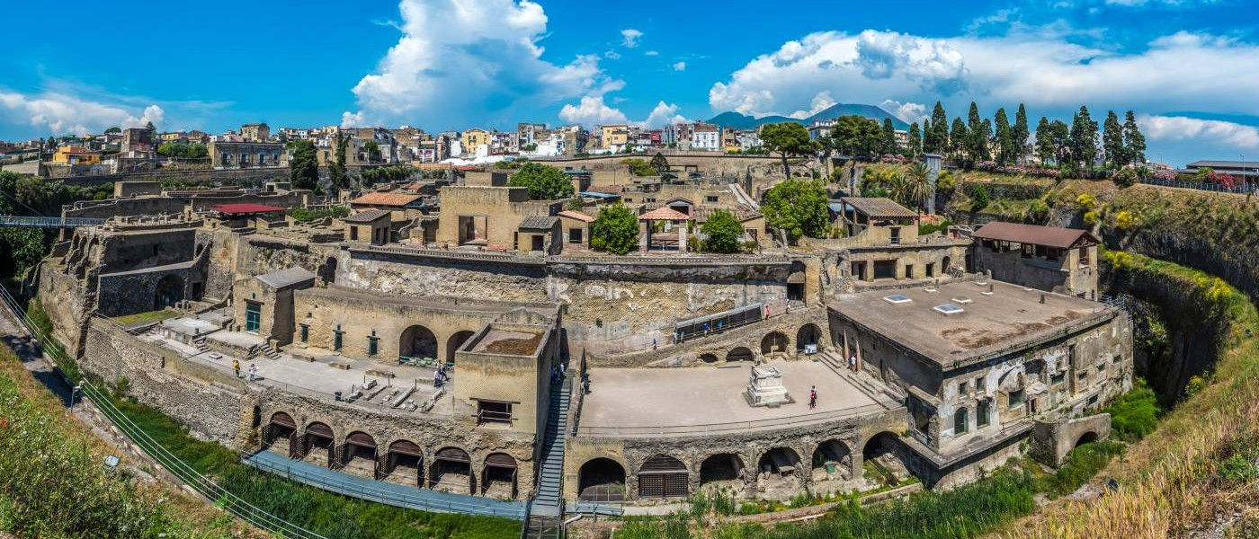Herculaneum Private Tours with Italy Vacation Specialists
