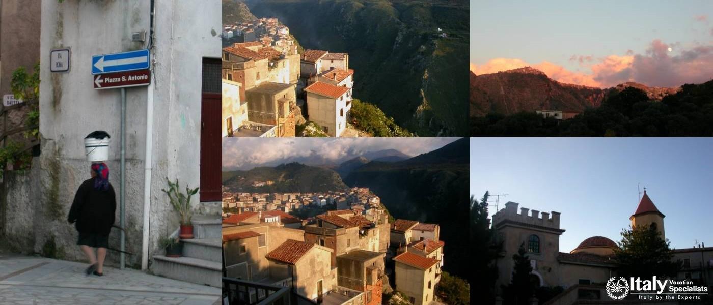 Grisolia Calabria Region