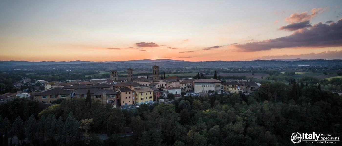 Deruta Umbria