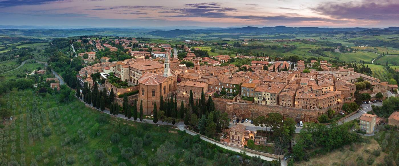 Experience Pienza, Tuscany with Italy Vacation Specialists