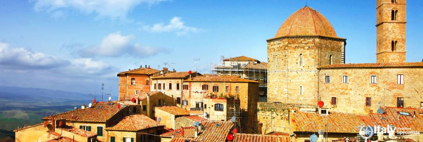 Historical Centre, Volterra