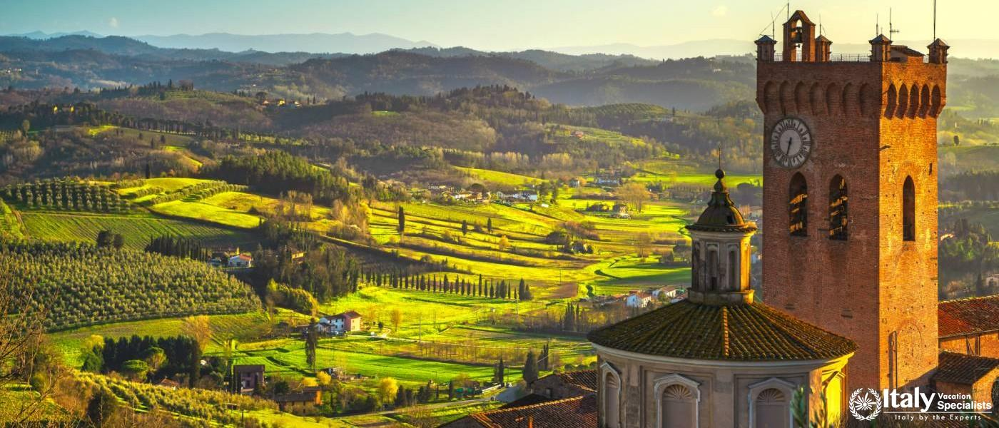 Experience the very best of San Miniato, Tuscany