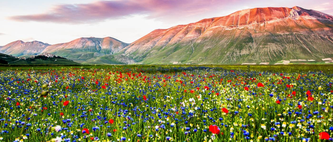 Experience the Sibillini Mountains in Italy with Italy Vacation Specialists
