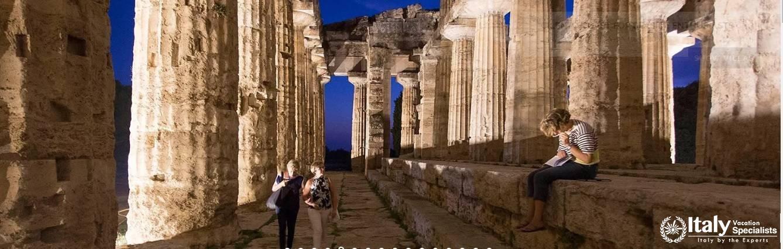 Paestum Ruins: Cilento Coast Italy