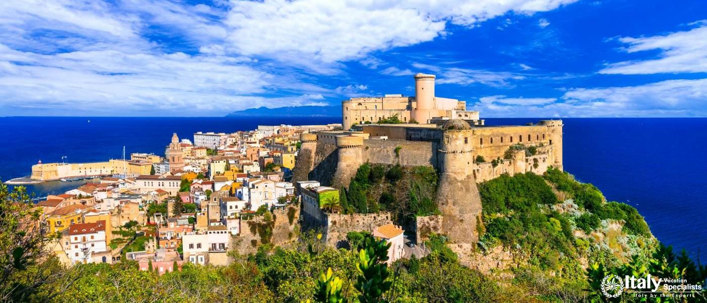 Gaeta, Italy with Italy Vacation Specialists