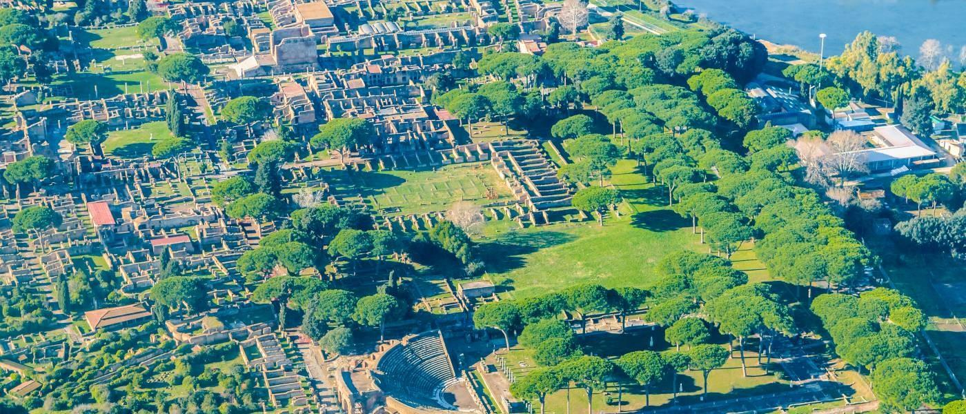 Ostia Rome Italy with Italy Vacation Specialists