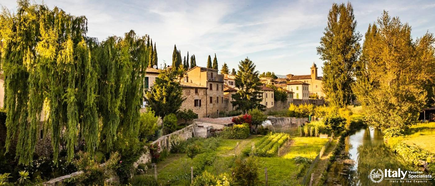 Bevagna Umbria with Italy Vacation Specialits