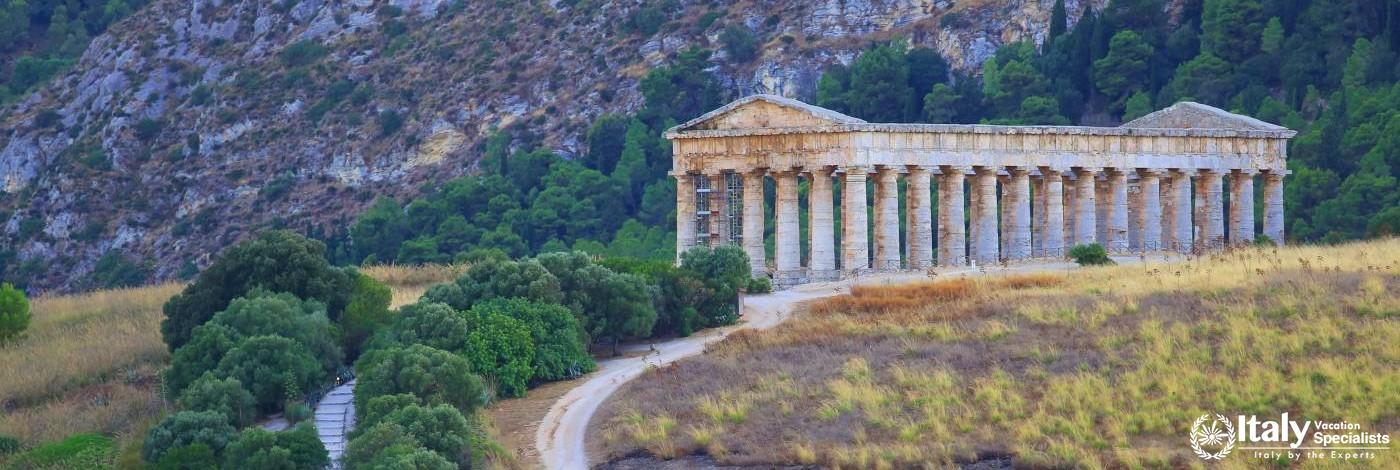 Spectacular Segesta - Sicily