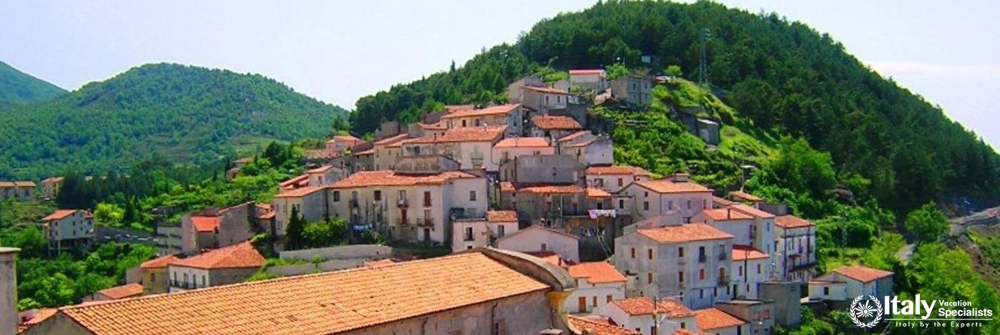 Aieta - Calabria, Pollino National Park