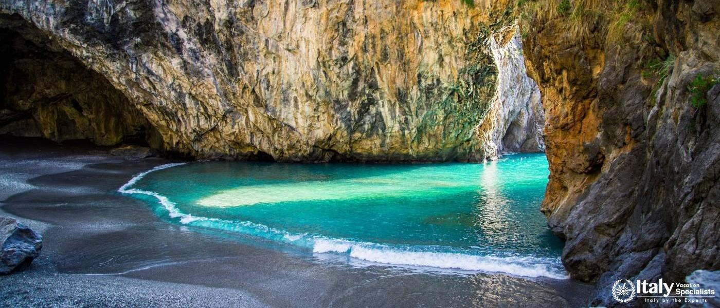 Private boat tour for Arcomagno San Nicola Arcella