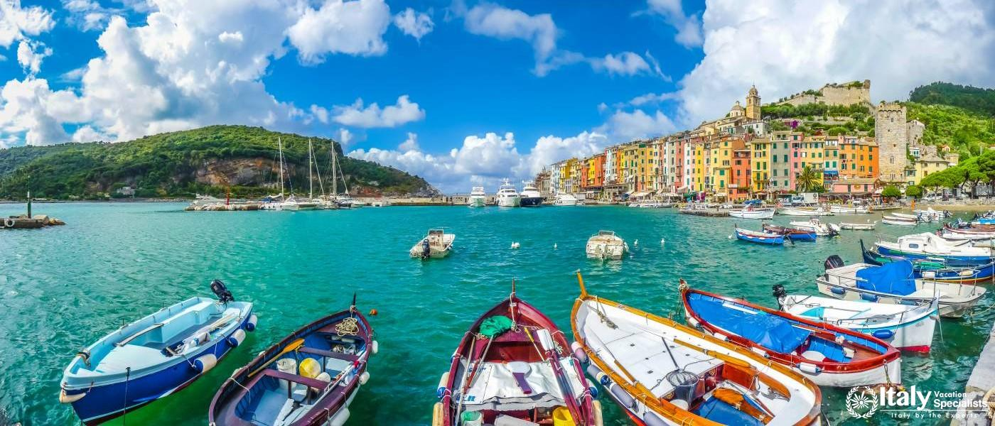 Guided Tours and Vacations of the Cinque Terre National Park