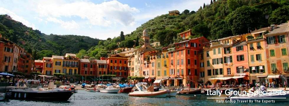 The Colours of Portofino, Italy on the Italian Riviera - Photo by Jesse Andrews