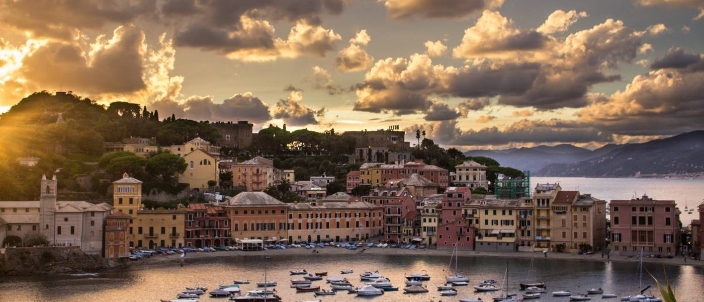 Beautiful Sestri Levante on the Italian Riviera with Italy Vacation Specialists