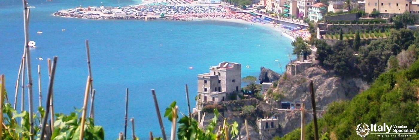 Monterosso Cinque Terre National Park