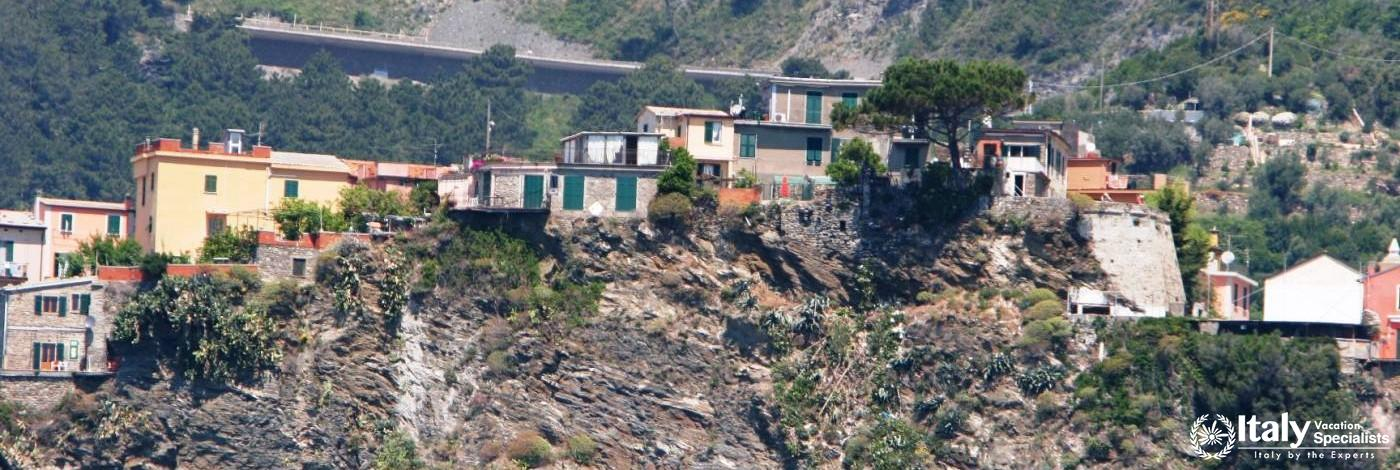 Corniglia Village, Cinque Terre