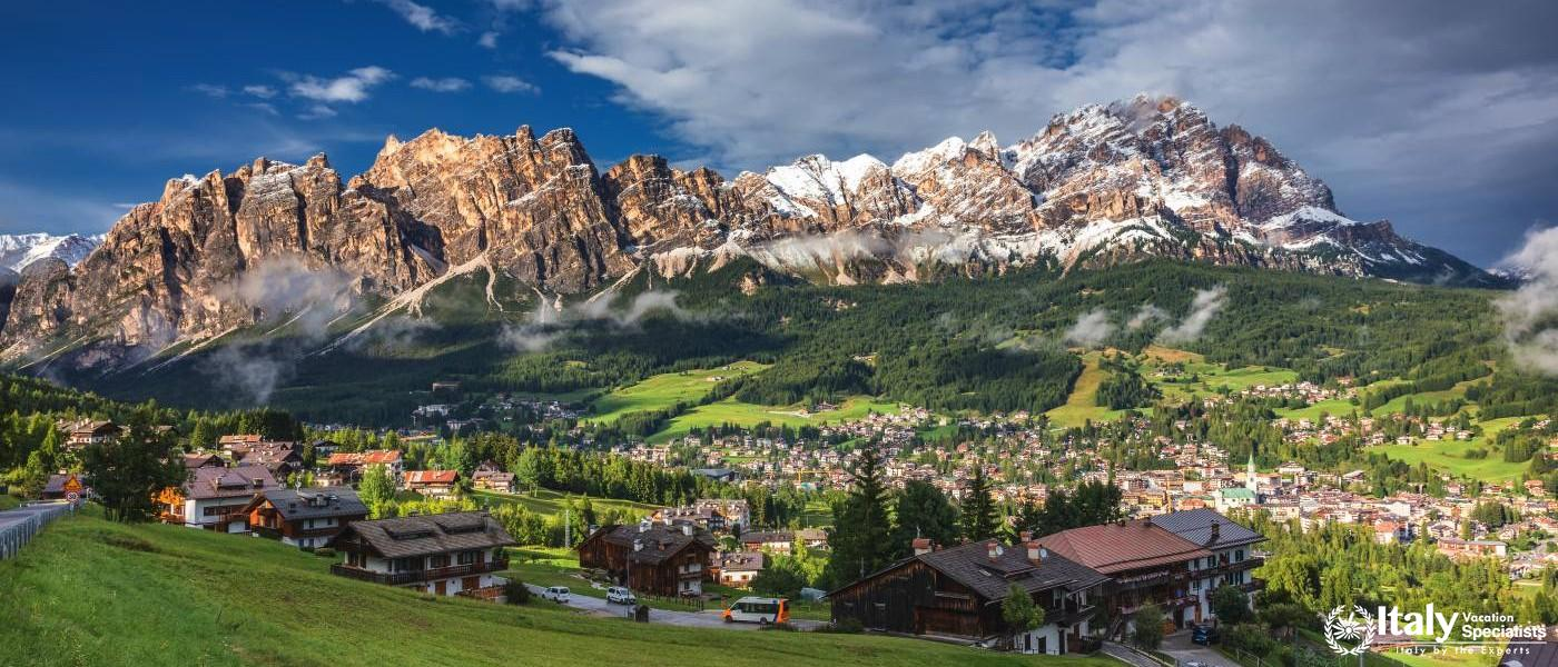 Cortina Italy Winter Vacation Packages