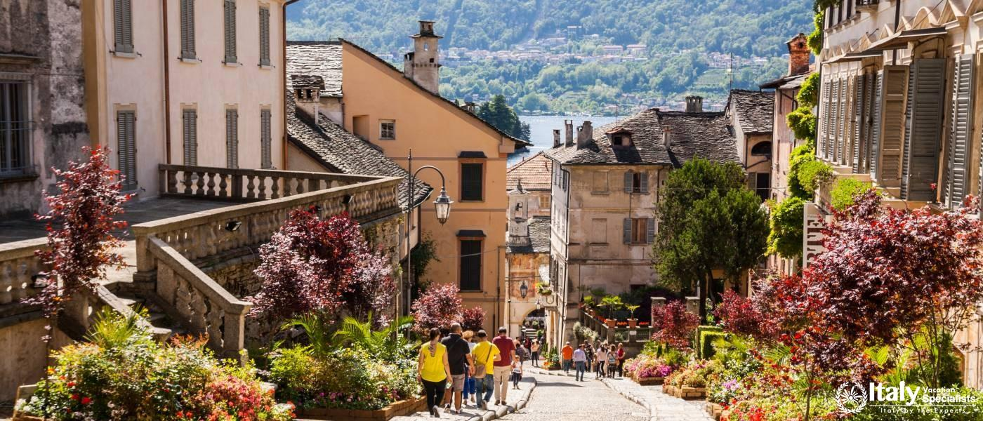 Lake Orta, Italy with Italy Vacation Specialists