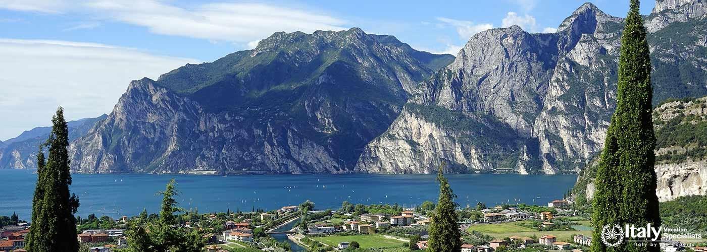 Garda Lago Di Garda Lake, Nature Lake View, Lombardy