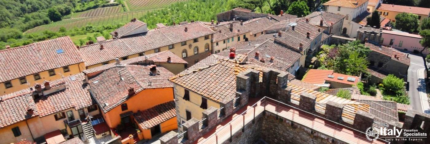 Historical Center - Castellina in Chianti