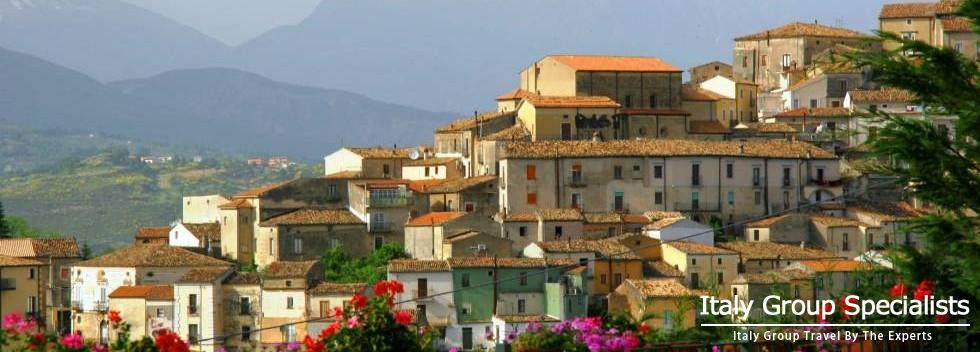Beautiful Altomonte, Calabria