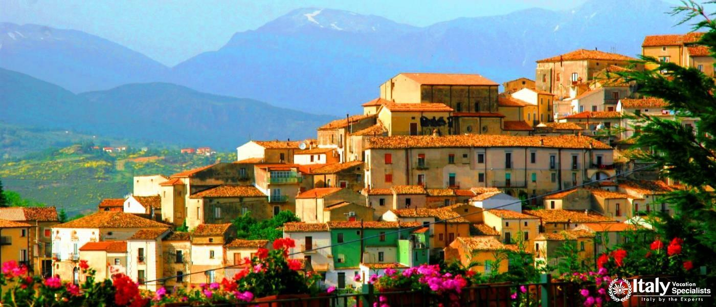 Altomonte, Calabria Escorted Tours