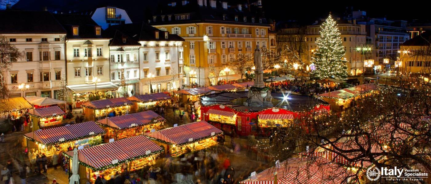 Where to Spend Christmas in Italy?