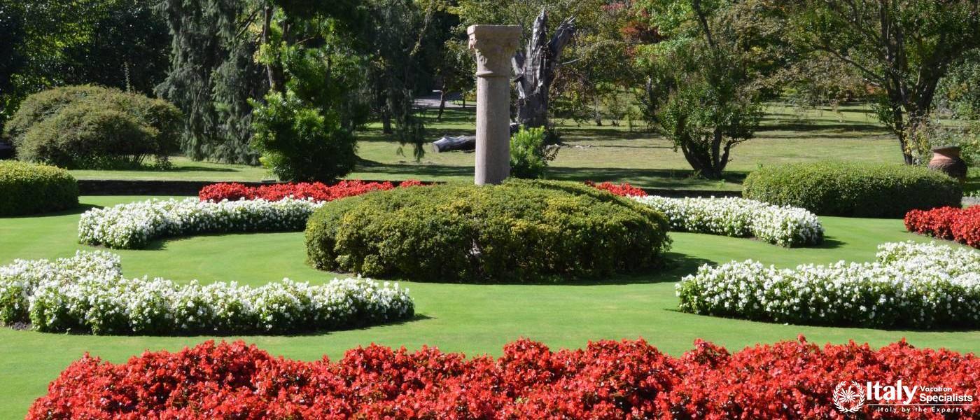 Villa Taranto Lake Maggiore Itlay