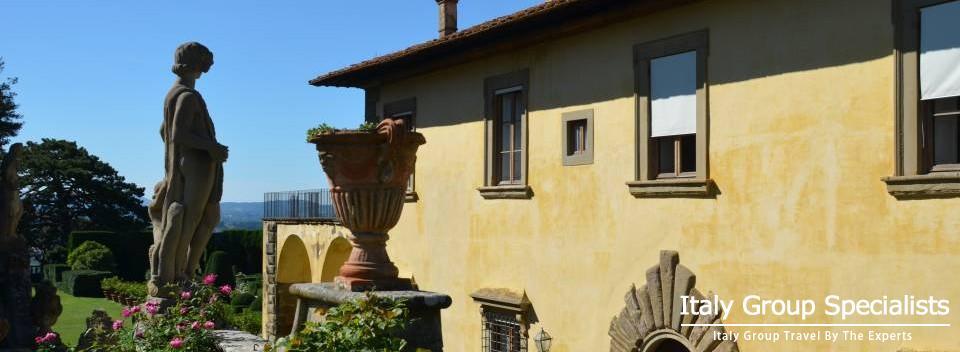 Villa Gamberaia, Tuscany