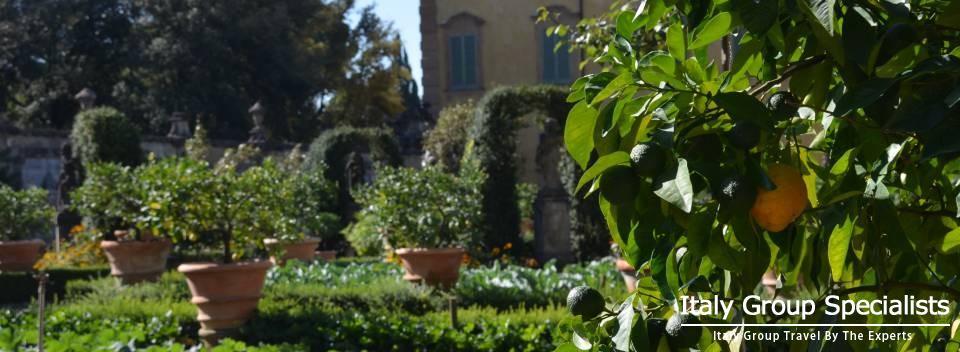 Villa Pietra Gardens