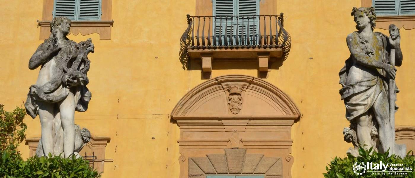 Villa La Pietra, Tuscany Gardens